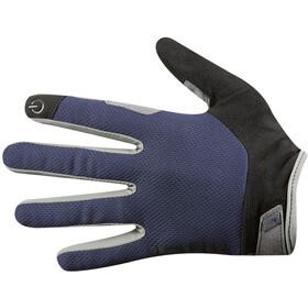 PEARL iZUMi Attack Vollfinger-Handschuhe blau/grau